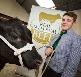 Real Galloway Beef press launch